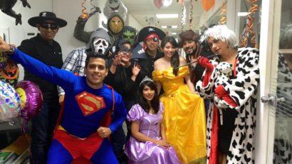 Halloween en SEDISA