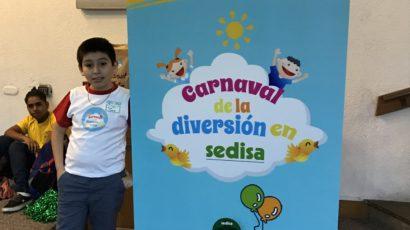 """1era fecha """"Carnaval de la diversión"""""""