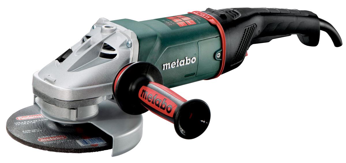 Amoladora Angular WEA 24-180 MVT QUICK – Metabo